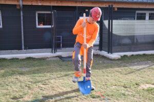 Lehrlingsprojekt Dogshome in Bad Ragaz